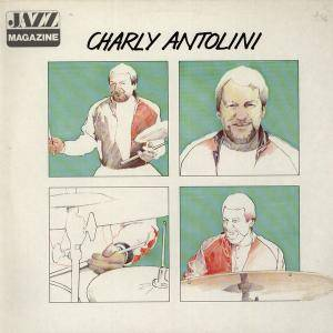 Cover - Charly Antolini: Jazz Magazine Charly Antolini