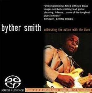 Cover - Byther Smith: Adressing The Nation With The Blues