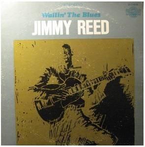 Cover - Jimmy Reed: Wailin' The Blues