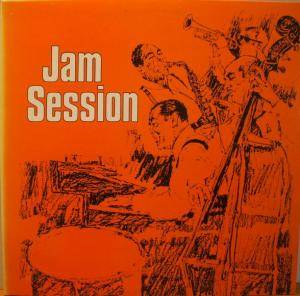Jam Session - Cover