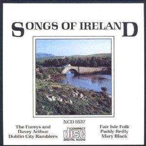 Cover - Fair Isle Folk: Songs Of Ireland