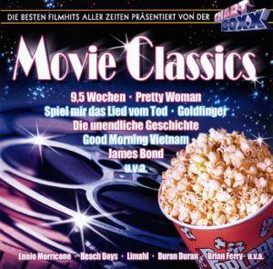 Cover - John Barry Seven, The: ChartBoxx Movie Classics