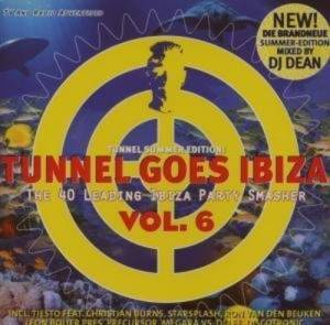 Cover - Van Nilson: Tunnel Goes Ibiza Vol. 6