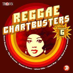 Cover - Jacob Miller & Inner Circle: Reggae Chartbusters Vol 6
