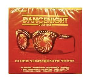 Dancenight Classics - Cover