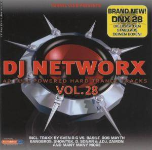 Cover - Mikesh: DJ Networx Vol. 28