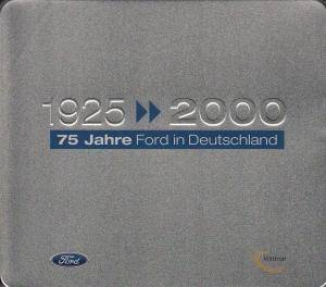 Cover - OMC: 75 Jahre Ford In Deutschland (The Best Of The 90th)