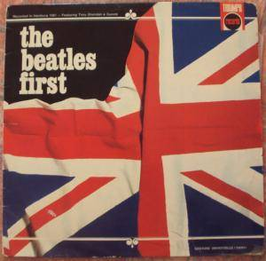 The Beatles: Beatles First, The - Cover