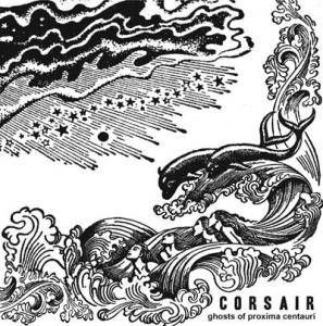 Corsair: Ghosts Of Proxima Centauri - Cover