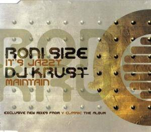 Cover - Roni Size: It's Jazzy / Maintain