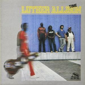 Cover - Luther Allison: Time