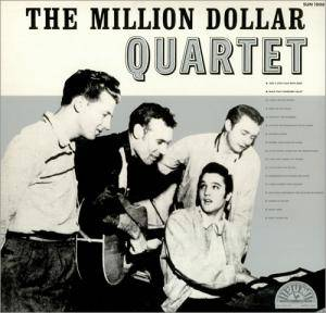 Cover - Million Dollar Quartet, The: Million Dollar Quartet, The