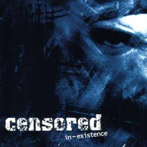 Censored: In-Existence - Cover