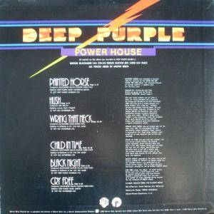 Deep Purple: Powerhouse (LP) - Bild 3