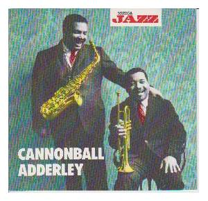 Cover - Cannonball Adderley: Cannonball Adderley