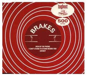 Cover - Brakes: Pick Up The Phone