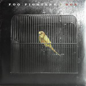 Foo Fighters: Doa - Cover