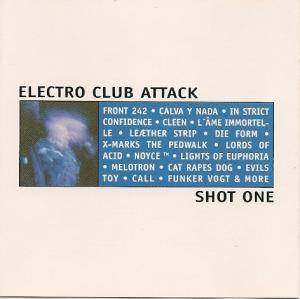 Cover - Tolchock: Electro Club Attack Shot One
