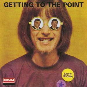 Savoy Brown: Getting To The Point (CD) - Bild 1