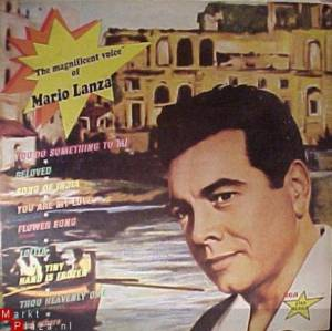 Cover - Mario Lanza: Magnificent Voice Of Mario Lanza, The