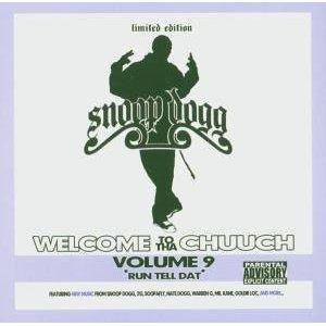 Cover - Snoop Dogg: Welcome To Tha Chuuch - Vol. 9