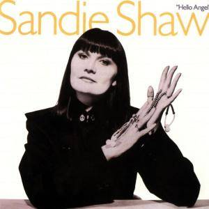 "Sandie Shaw: ""Hello Angel"" - Cover"