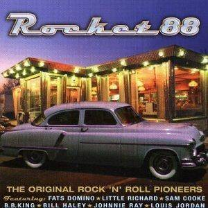 Cover - Hank Williams & His Drifting Cowboys: Rocket 88 - The Original Rock 'n' Roll Pioneers
