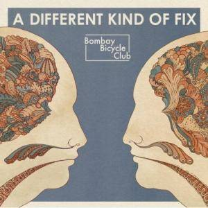 Bombay Bicycle Club: Different Kind Of Fix, A - Cover