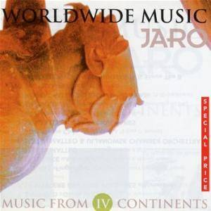 Cover - Mystère Des Voix Bulgares, Le: Music From IV Continents-Worldwide Music