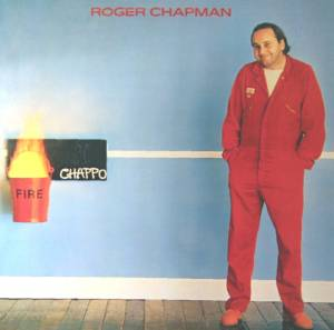 Cover - Roger Chapman: Chappo