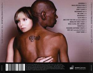 Faithless: Forever Faithless - The Greatest Hits (CD) - Bild 2