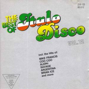 Cover - Syntech: Best Of Italo Disco Vol. 12, The
