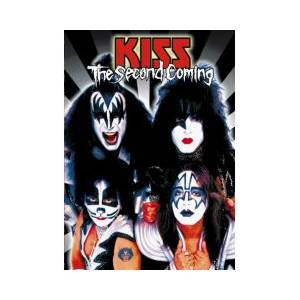 KISS: Second Coming, The - Cover