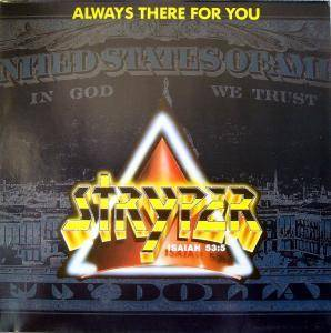 Stryper: Always There For You - Cover