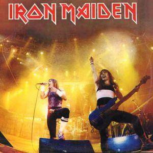 Iron Maiden: Running Free (Live) - Cover