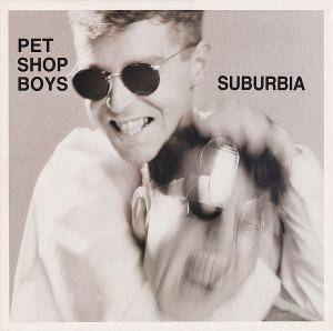 Pet Shop Boys: Suburbia - Cover