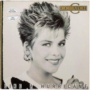 C.C. Catch: Like A Hurricane - Cover