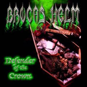 Brocas Helm: Defender Of The Crown - Cover