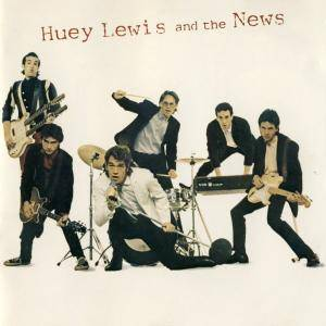 Huey Lewis & The News: Huey Lewis And The News - Cover