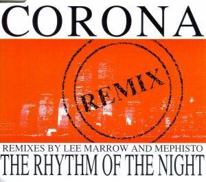 Corona: Rhythm Of The Night, The - Cover