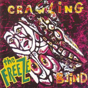 Cover - Freeze, The: Crawling Blind