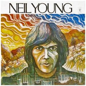 Neil Young: Neil Young - Cover