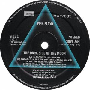 Pink Floyd: The Dark Side Of The Moon (LP) - Bild 7
