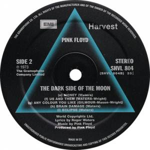 Pink Floyd: The Dark Side Of The Moon (LP) - Bild 8