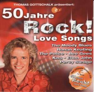 Cover - Ronan Keating: 50 Jahre Rock! - Love Songs