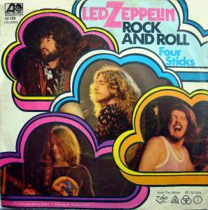 Led Zeppelin: Rock And Roll - Cover