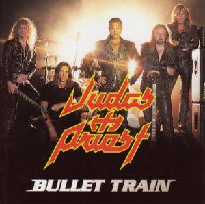 Judas Priest: Bullet Train - Cover