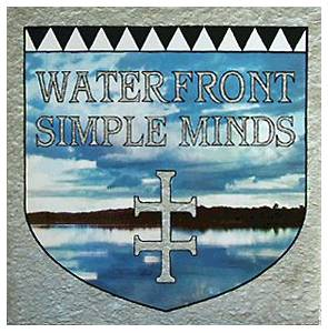 Simple Minds: Waterfront - Cover