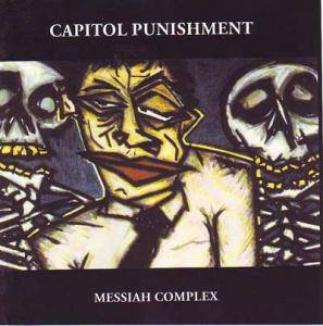 Cover - Capitol Punishment: Messiah Complex