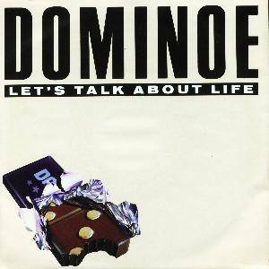 Cover - Dominoe: Let's Talk About Life